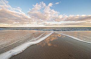 Brandungswelle Ostsee von Dirk Thoms