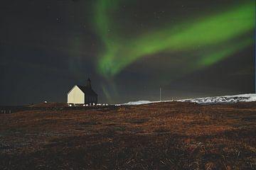 Les aurores boréales en Islande sur AJ Zuidema