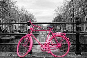 De Fiets in Amsterdam