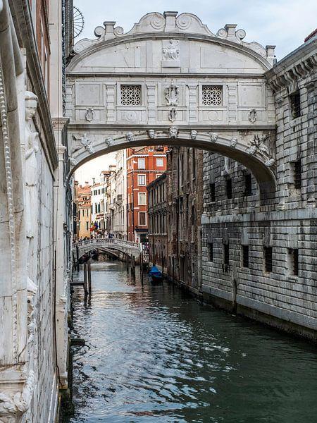 Brug der Zuchten, Ponte dei Sospiri von Raymond Schrave