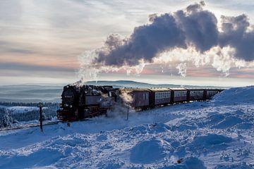 Harzer Schmalspurbahn van