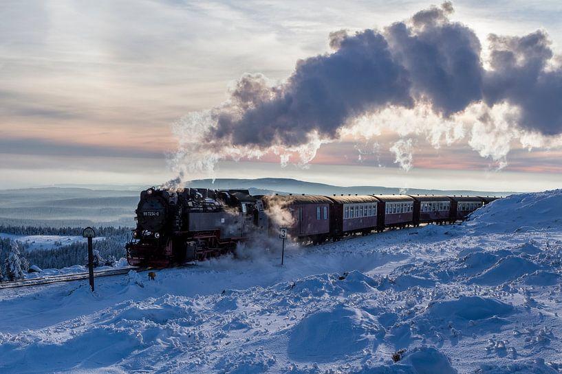 Harzer Schmalspurbahn van Patrice von Collani