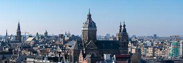 Sint Nicolaaskerk Amsterdam von Peter Bartelings Photography