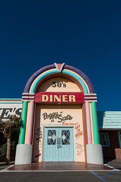 Peggy Sue's 50er-Jahre-Abendessen von Keesnan Dogger Fotografie