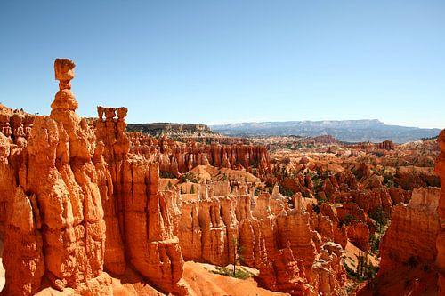 Uitzicht Bryce Canyon van Claudia Maglio