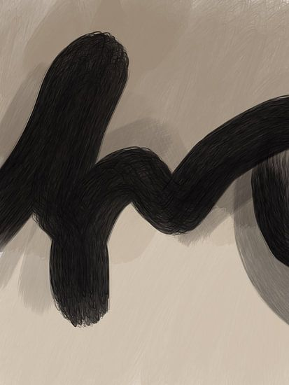 Modern art - cordis