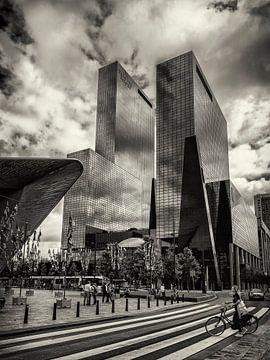 Delftse Poort @ Rotterdam von Rob Boon