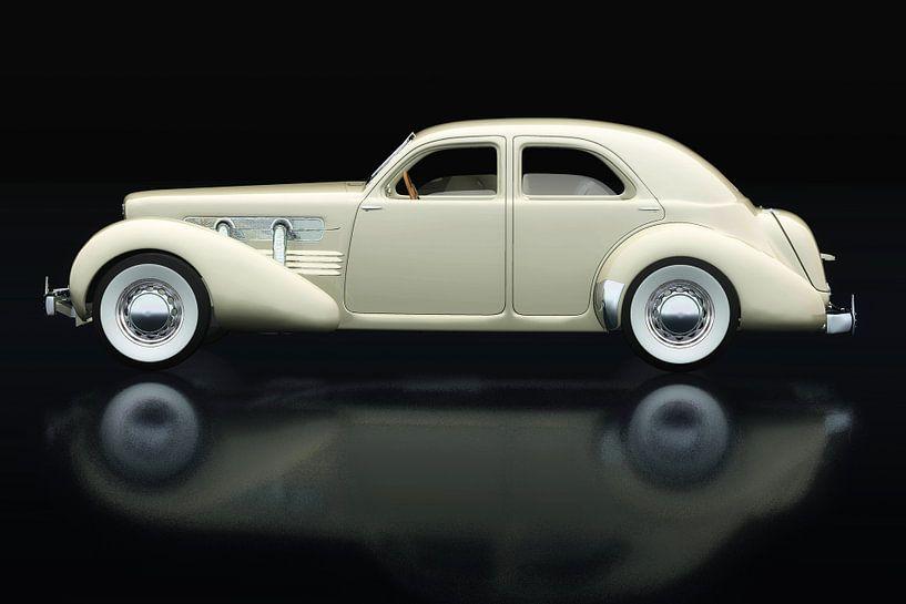 Cord 812 Sedan 1936 van Jan Keteleer