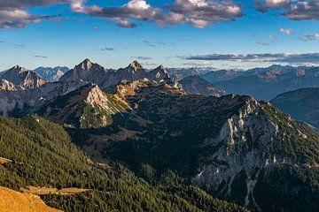 Ammergauer Alpen van MindScape Photography