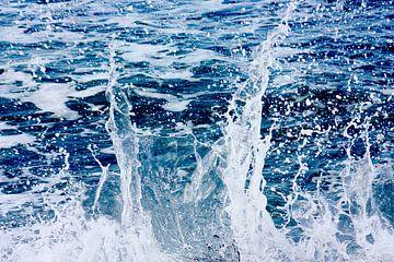 Mittelmeer 3 von Anouk van de Beek