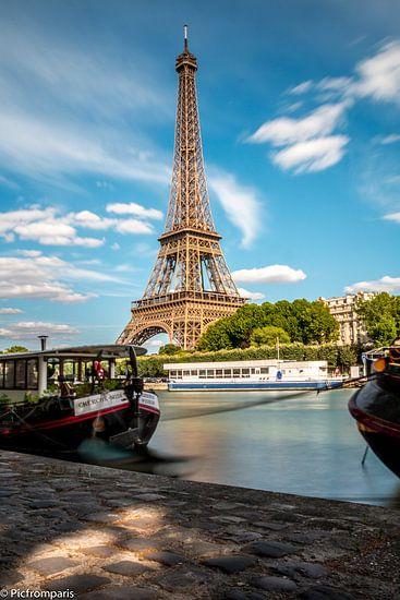 Tour Eiffel  van Sébastien Béhotte