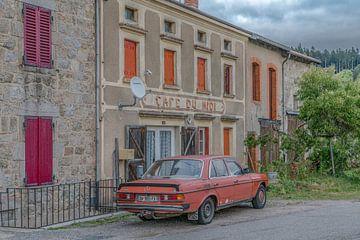Cafe du Midi mit Mercedes