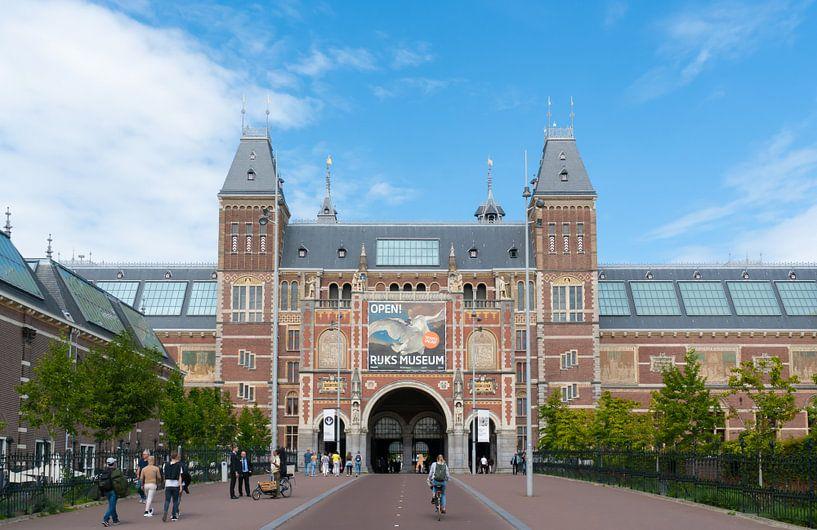 Rijksmuseum Amsterdam van Ivo de Rooij