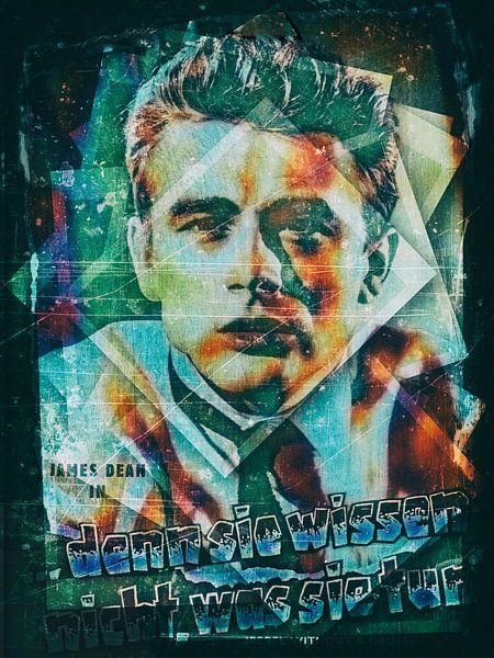 Legenden - James Dean von Christine Nöhmeier