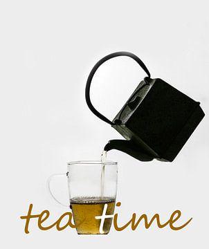 tea time van Francy Steenveld