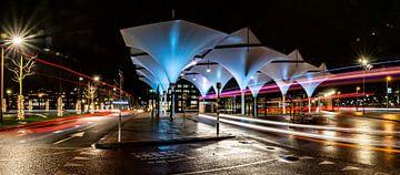 Busstation Leidsche Rijn Centrum van Ton de Koning
