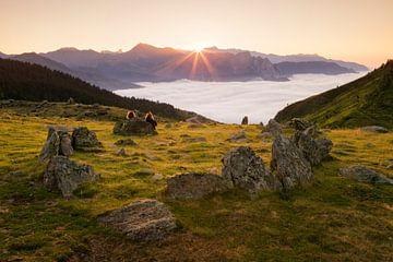 Pyreneeën Frankrijk van Frank Peters