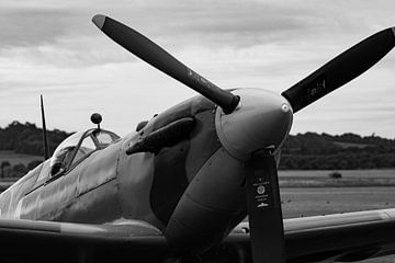 Supermarine Spitfire van Robbert De Reus