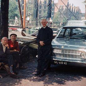 Vintage Amsterdam Brouwersgracht van Jaap Ros