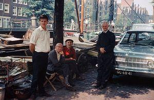 Vintage Amsterdam Brouwersgracht