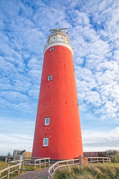 Leuchtturm von Texel von Justin Sinner Pictures ( Fotograaf op Texel)