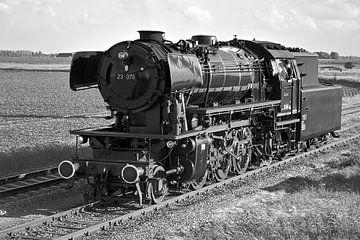 Dampflokomotive von Pieter van Dijken