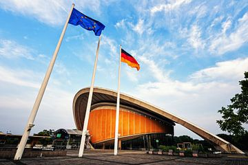 Berlin – Haus der Kulturen der Welt sur Alexander Voss