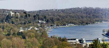Baldeney See Panorama van Edgar Schermaul