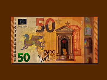 Billet de banque Europe 50 JM0207op sur Johannes Murat