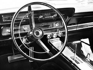 Amerikaanse klassieke auto 1966 Galaxie 500 XL Cabrio van Beate Gube