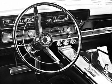 Voiture classique américaine 1966 Galaxie 500 XL Convertible