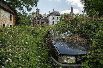 the abandoned chateau van bart vialle