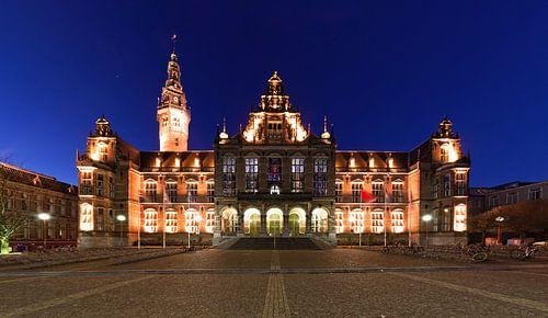 Het Academiegebouw Groningen van Frenk Volt