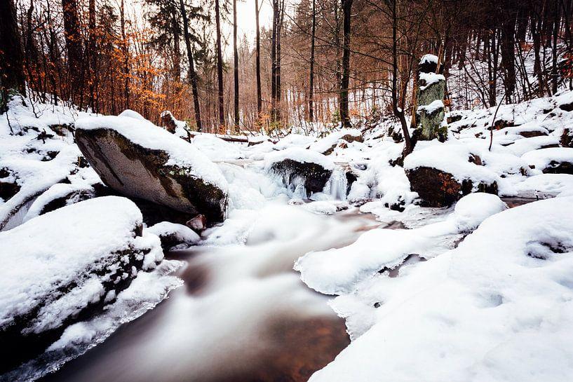 Ilsetal im Winter von Oliver Henze