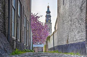 April in Middelburg von