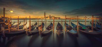 Venedig Gondel von Iman Azizi