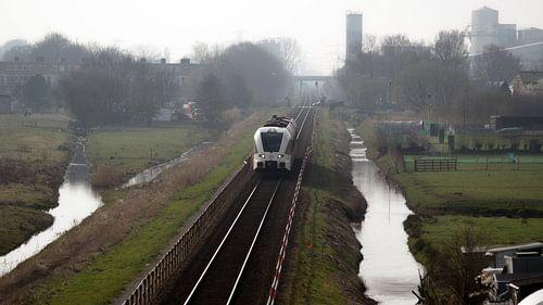 Oud spoor Hoogkerk