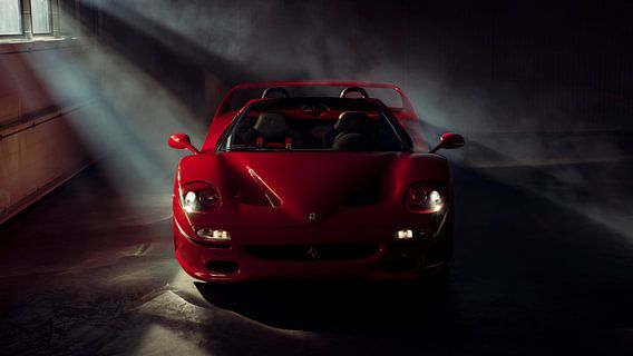 The Ferrari Big 5 - Ferrari F50 by Gijs Spierings