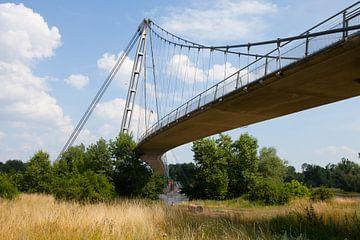 Magdeburg - Herrenkrug Brug van t.ART