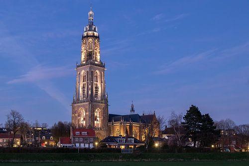 Cunerakerk te Rhenen van Bert van Wijk