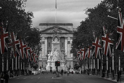 London - The Mall van