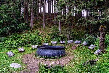 Der Hexenplatz bei Oberkirchen (Schmallenberg)