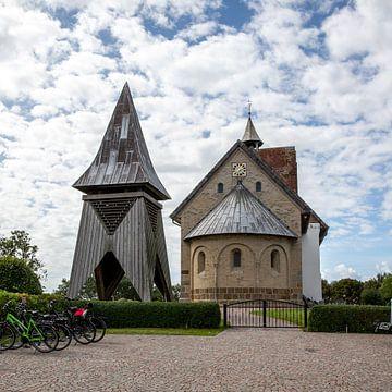 Ancienne église de Pellworm sur Alexander Wolff