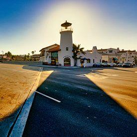 "Le ""sacré&quot ; phare de Santa Barbara sur Remco Bosshard"