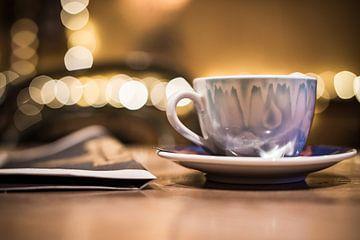 Kopje Koffie van Jos van den Heuvel