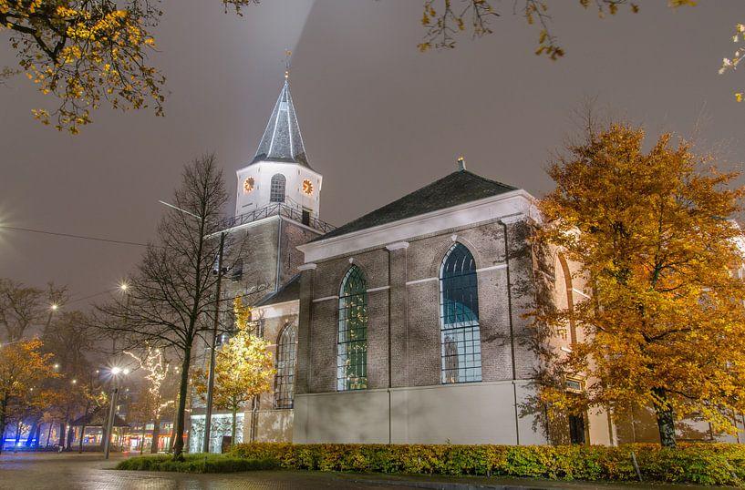 Grote kerk, Emmen van Rene Mensen