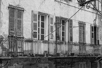 Balkon von Elles Rijsdijk