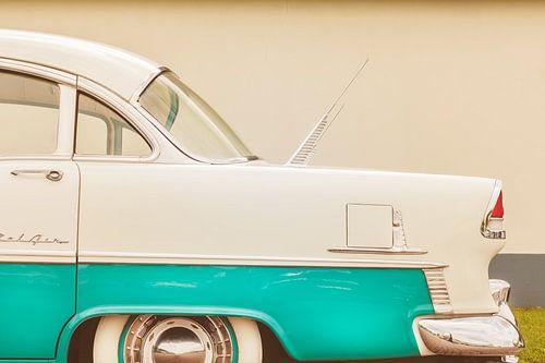 De Chevrolet Bel Air van