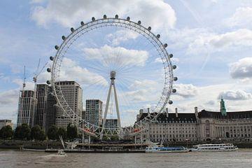 Londen Eye van