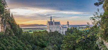 Neuschwanstein, Deutschland von Dave Verstappen